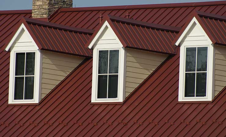 Metal Roofing In South Windsor, CT