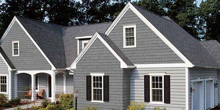 7 Popular Siding Materials To Consider: Harmony Home Improvement