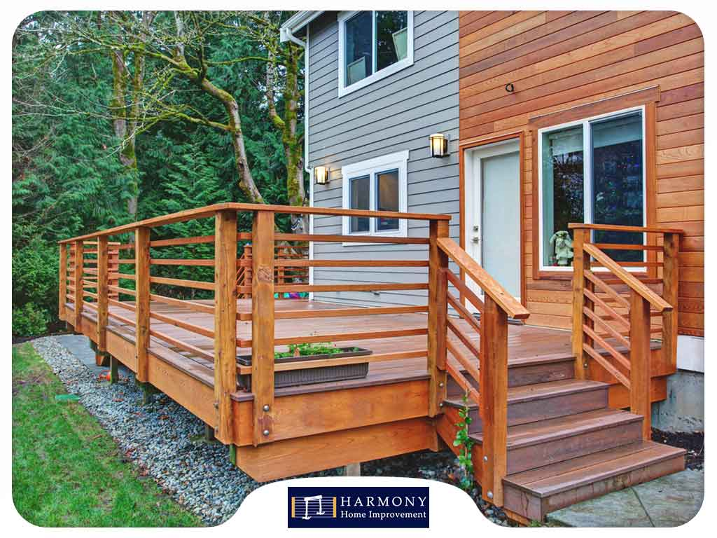 Protecting Your Wooden Deck From Moisture and the Elements